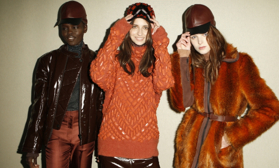 Sporty futurism at H&M Studio for Autumn/Winter