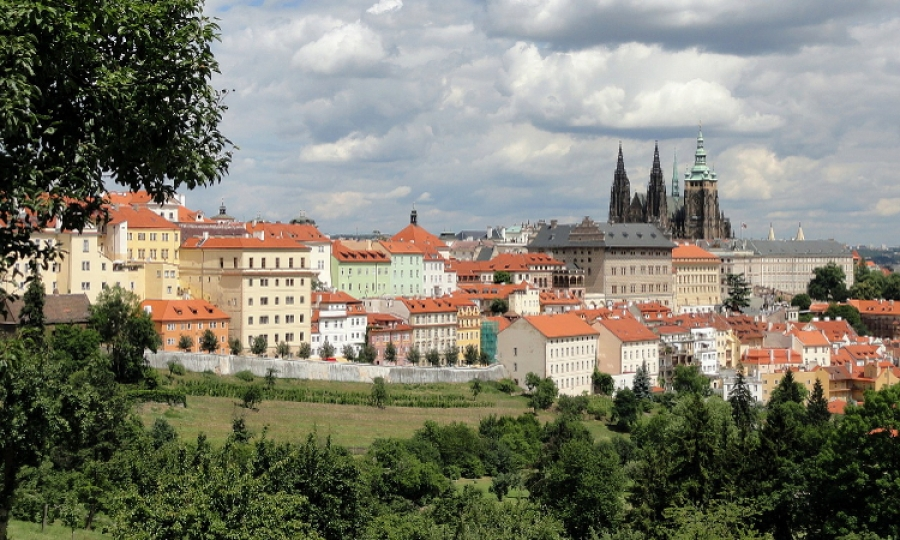 The most interesting attractions in Prague