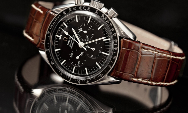OMEGA celebrates two icons of Space Exploration