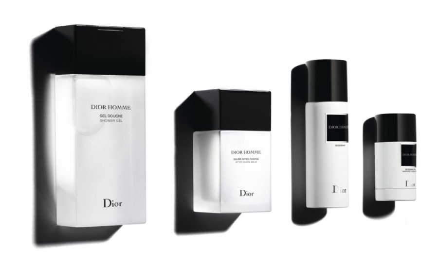 Morning  Ritual with Dior Homme