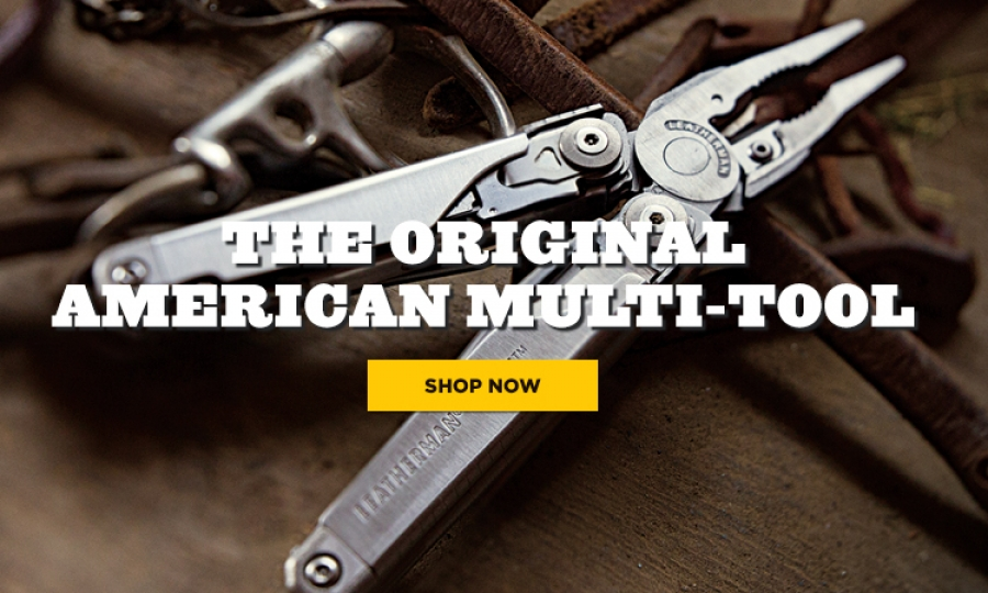 Leatherman Introduces the Signal™ Survivalist Multi-Tool