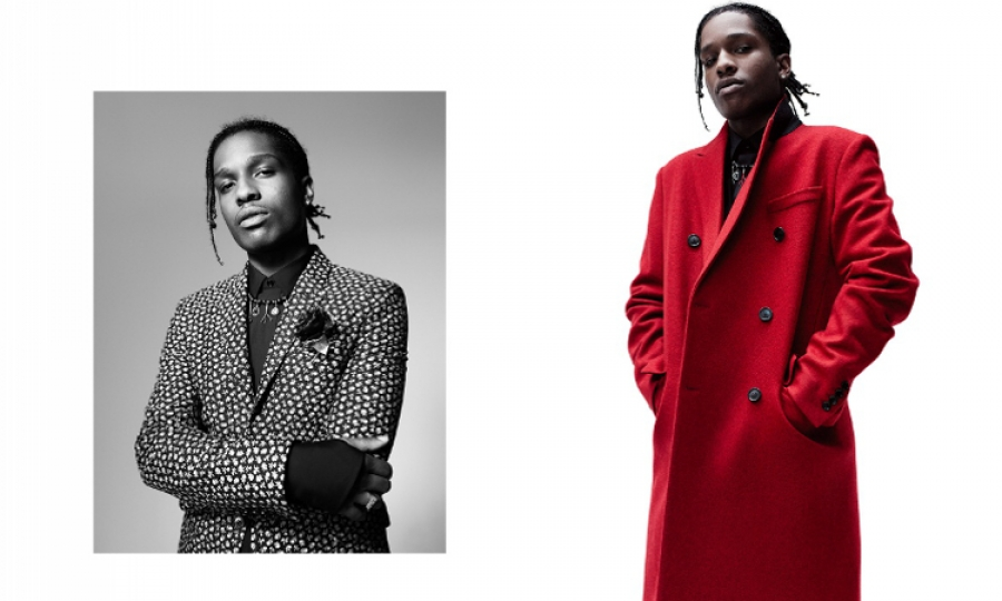 The Dior Homme Autumn-winter 2016-2017 campaign